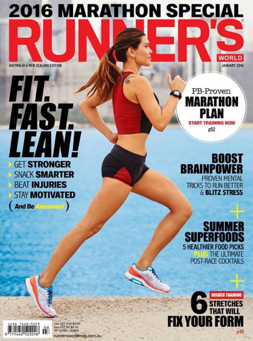 657bc760dab January 2016 Runner s World Cover - Uncharted Lifestyle MagazineUncharted  Lifestyle Magazine